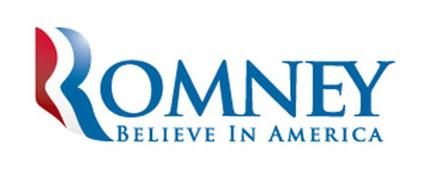 Romney's campaign logo