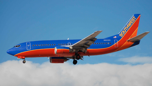 The sign of a great brand…Southwest Airlines.