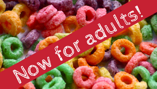 Against the grain: making cereal ads for Generation Y.