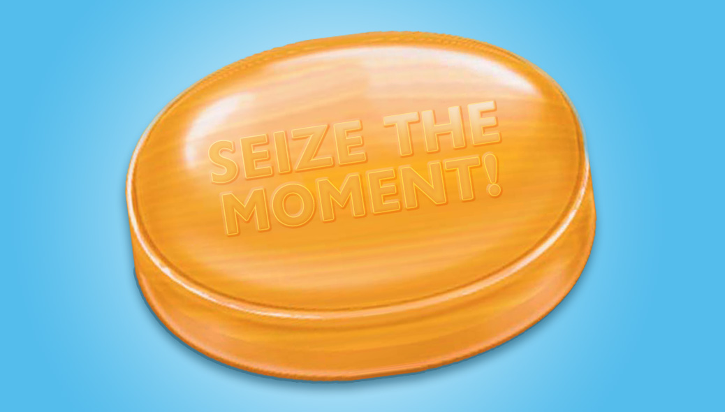 Does your brand seize the moment?