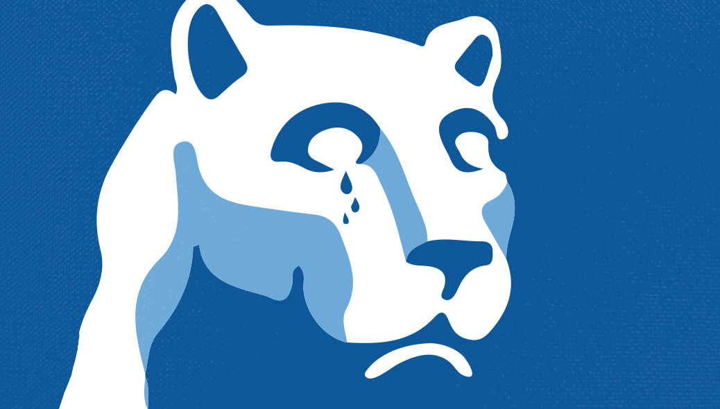 WE ARE…confused. 5 things wrong with the NEW PSU logo.